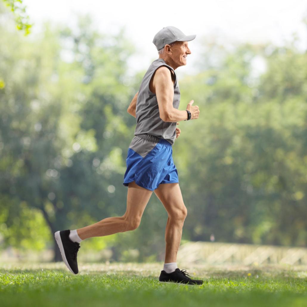 Running with osteoarthritis