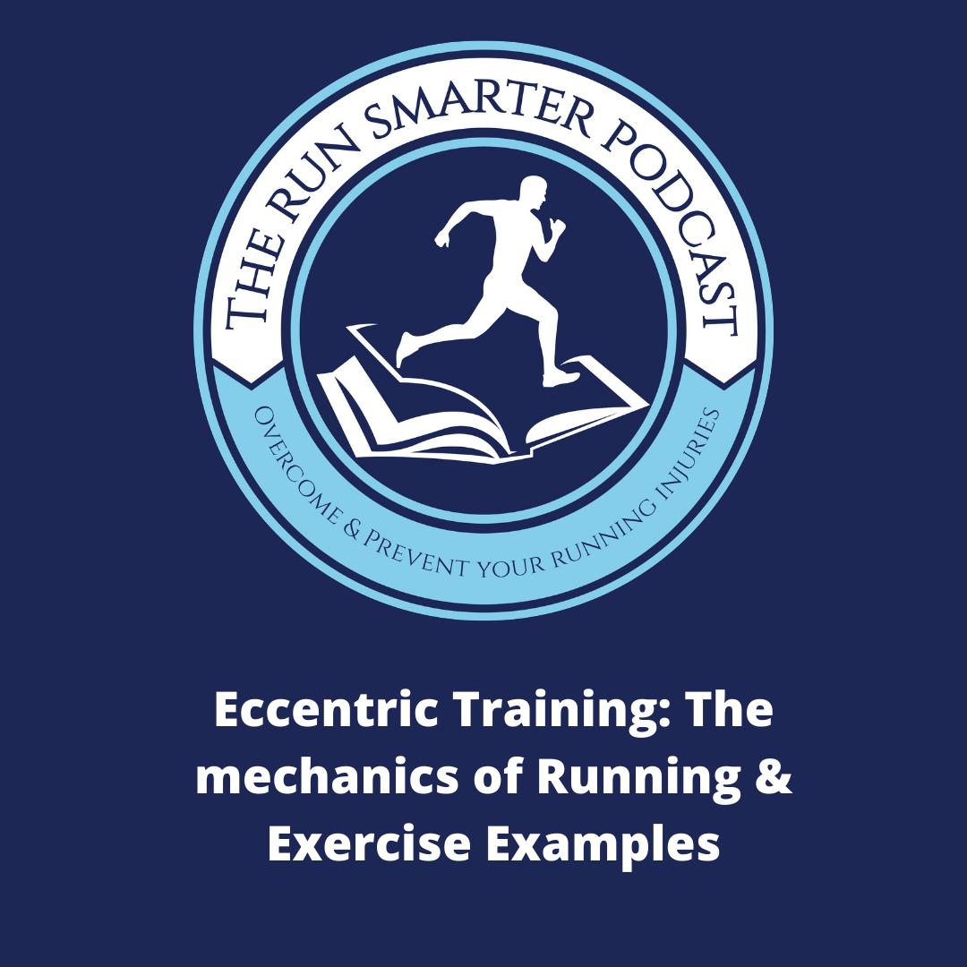 The Run Smarter podcast logo