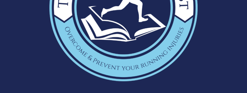The Run Smarter podcast logo and podcast title