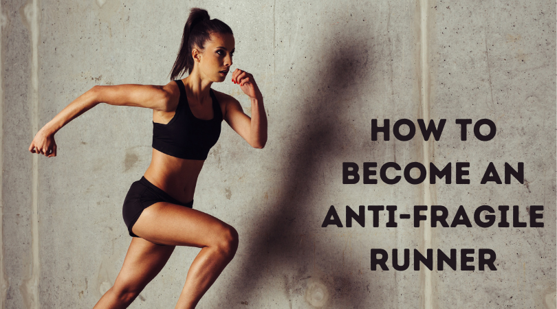 a robust strong runner and blog title